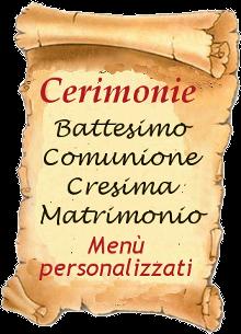 menu speciale